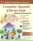Complete Spanish Step-By-Step, Premium Second Edition Cover Image