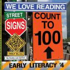 We Love Reading Street Signs: Count To 100 Cover Image