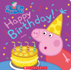 Happy Birthday! (Peppa Pig) Cover Image