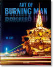NK Guy. Art of Burning Man Cover Image