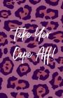 Take Yer Cape Aff Cover Image