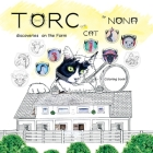 TORC the CAT discoveries on the Farm Coloring Book Cover Image