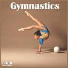 Gymnastics 2021 Calendar: Official Artistic Gymnastics Wall Calendar 2021, 18 Months Cover Image