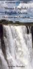 Shona-English/English-Shona Dictionary and Phrasebook Cover Image