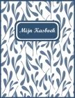 Mijn Kasboek: Een handig boek om grip te houden op je financiën. Houd je uitgaven bij, maak een jaarlijkse begroting Cover Image
