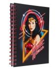 DC Comics: Wonder Woman 1984 Spiral Notebook Cover Image