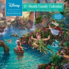 Disney Dreams Collection by Thomas Kinkade Studios: 17-Month 2021–2022 Family Wa Cover Image
