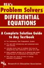 Differential Equations Problem Solver (Rea's Problem Solvers) Cover Image