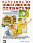 Handbook of Construction Contracting Vol. 2 (Handbook of Constructing Contracting #2) Cover Image