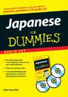 Japanese for Dummies Audio Set Cover Image