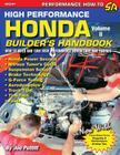 High Performance Honda Builder's Handbook Volume II Cover Image