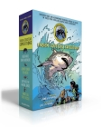 Fabien Cousteau Expeditions: Great White Shark Adventure; Journey under the Arctic; Deep into the Amazon Jungle; Hawai'i Sea Turtle Rescue Cover Image