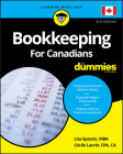 Bookkeeping for Canadians for Dummies Cover Image