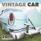 Vintage Car 2019 Mini Wall Calendar Cover Image