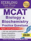 Sterling Test Prep MCAT Biology & Biochemistry Practice Questions: High Yield MCAT Questions Cover Image