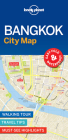 Lonely Planet Bangkok City Map Cover Image