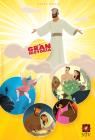 NTV La Gran Historia: Biblia Interactiva, tapa dura impresa (The Gospel Project) Cover Image