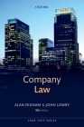 Company Law Cover Image