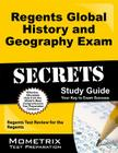 Regents Global History and Geography Exam Secrets Study Guide: Regents Test Review for the Regents Cover Image