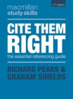 Cite Them Right: The Essential Referencing Guide Cover Image