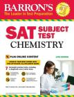 SAT Subject Test: Chemistry with Online Tests Cover Image