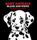 Baby Animals Black and White Cover Image