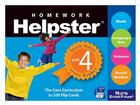 Homework Helpster Grade 4 (Slipcase Edition) Cover Image