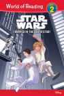 Star Wars: Trapped in the Death Star! (World of Reading Level 2) Cover Image