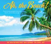 Ah, the Beach! 2021 Box Calendar Cover Image
