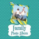 Family Photo Album Cover Image