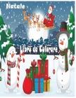 Natale Libro da Colorare: Buon Natale 2021/Natale da Colorare con il Libro di Attività per i Bambini/ 50 Disegni da colorare di Natale per bambi Cover Image