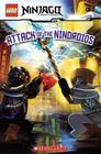 Attack of the Nindroids (Lego Ninjago) Cover Image