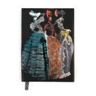 Christian Lacroix Heritage Collection Les Madones A6 Layflat Notebook Cover Image