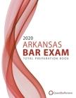 2020 Arkansas Bar Exam Total Preparation Book Cover Image