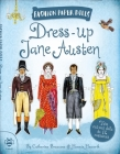 Dress-Up Jane Austen: Discover History Through Fashion (Fashion Paper Dolls) Cover Image