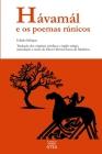 Hávamál e os poemas rúnicos: Edição bilíngue Cover Image