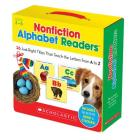 Nonfiction Alphabet Readers Parent Pack: 26 Just-Right Titles That Teach The Letters from A to Z Cover Image