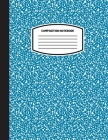 Classic Composition Notebook: (8.5x11) Wide Ruled Lined Paper Notebook Journal (Blue Gray) (Notebook for Kids, Teens, Students, Adults) Back to Scho Cover Image