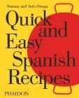 Quick and Easy Spanish Recipes Cover Image