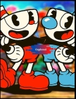 Cuphead: Coloring Book for Kids and Adults with Fun, Easy, and Relaxing Cover Image