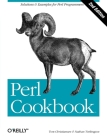 Perl Cookbook Cover Image