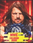 Wwe: Coloring Book for Kids and Adults with Fun, Easy, and Relaxing Cover Image