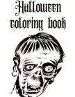 Halloween coloring book: Happy Halloween coloring book: Halloween Characters coloring book, coloring Halloween decorations, Halloween hocus poc Cover Image