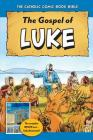 The Catholic Comic Book Bible: Gospel of Luke Cover Image