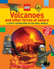 Volcanoes and other Forces of Nature (LEGO Nonfiction): A LEGO Adventure in the Real World Cover Image
