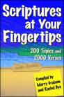 Scriptures at Your Fingertips: With Over 200 Topics and 2000 Verses Cover Image