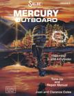 Mercury Outboards, 3-4 Cylinders, 1965-1989 (Seloc Marine Tune-Up and Repair Manuals) Cover Image