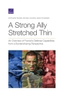 A Strong Ally Stretched Thin: An Overview of France's Defense Capabilities from a Burdensharing Perspective Cover Image