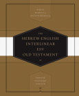 Hebrew-English Interlinear Old Testament-ESV Cover Image