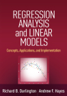 Regression Analysis and Linear Models: Concepts, Applications, and Implementation (Methodology in the Social Sciences) Cover Image